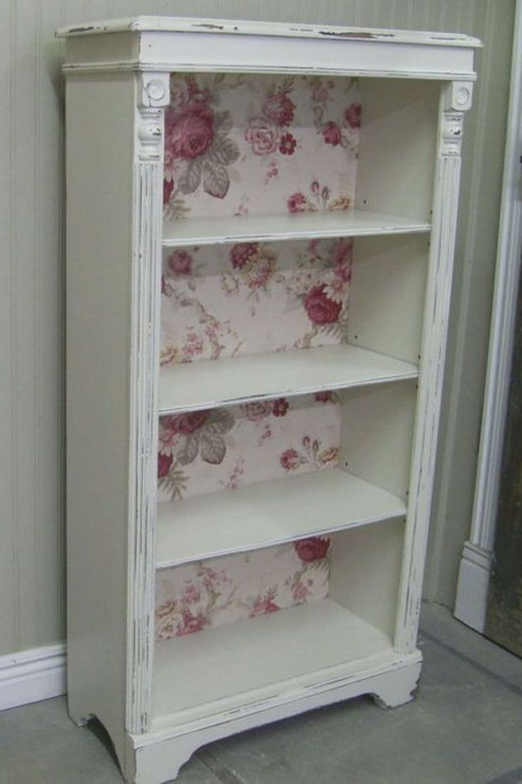 Shabby Chic: A Fine Mix of Intricacy and Exuberance