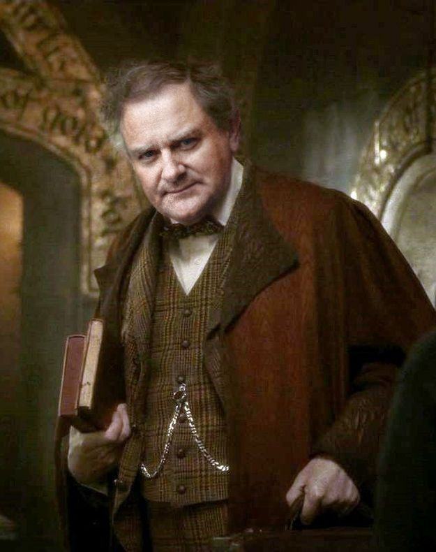 Horace Slughorn Hugh Bonneville Harry Potter Professors Harry Potter Characters Harry Potter Teachers