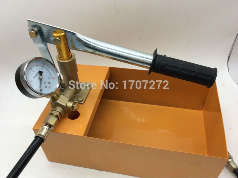 Hand Movement 4 0mpa Vacuum Water Pump For Water Pressure Test