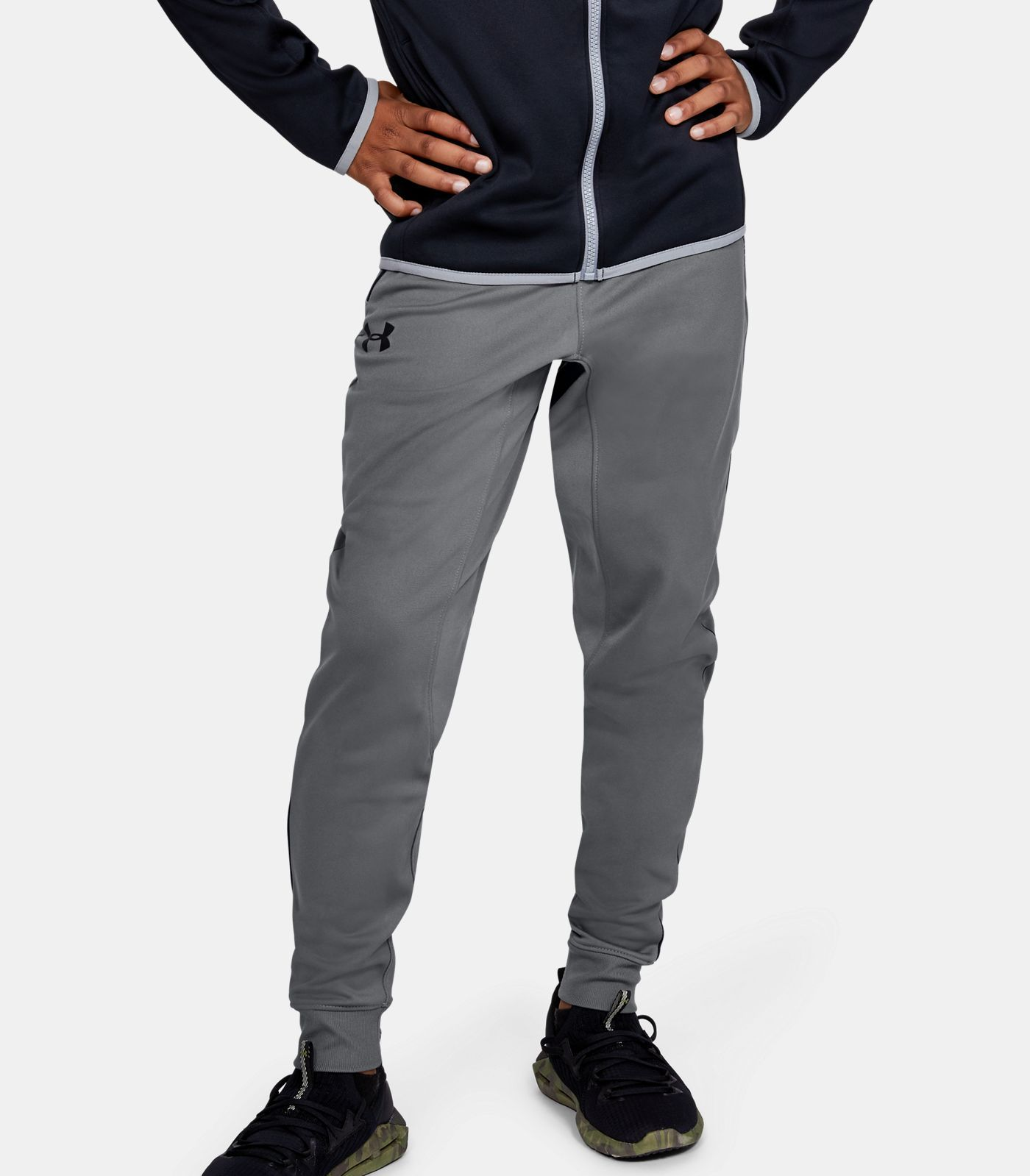 5 Colors Under Armour Boys/' Pennant Tapered Pants