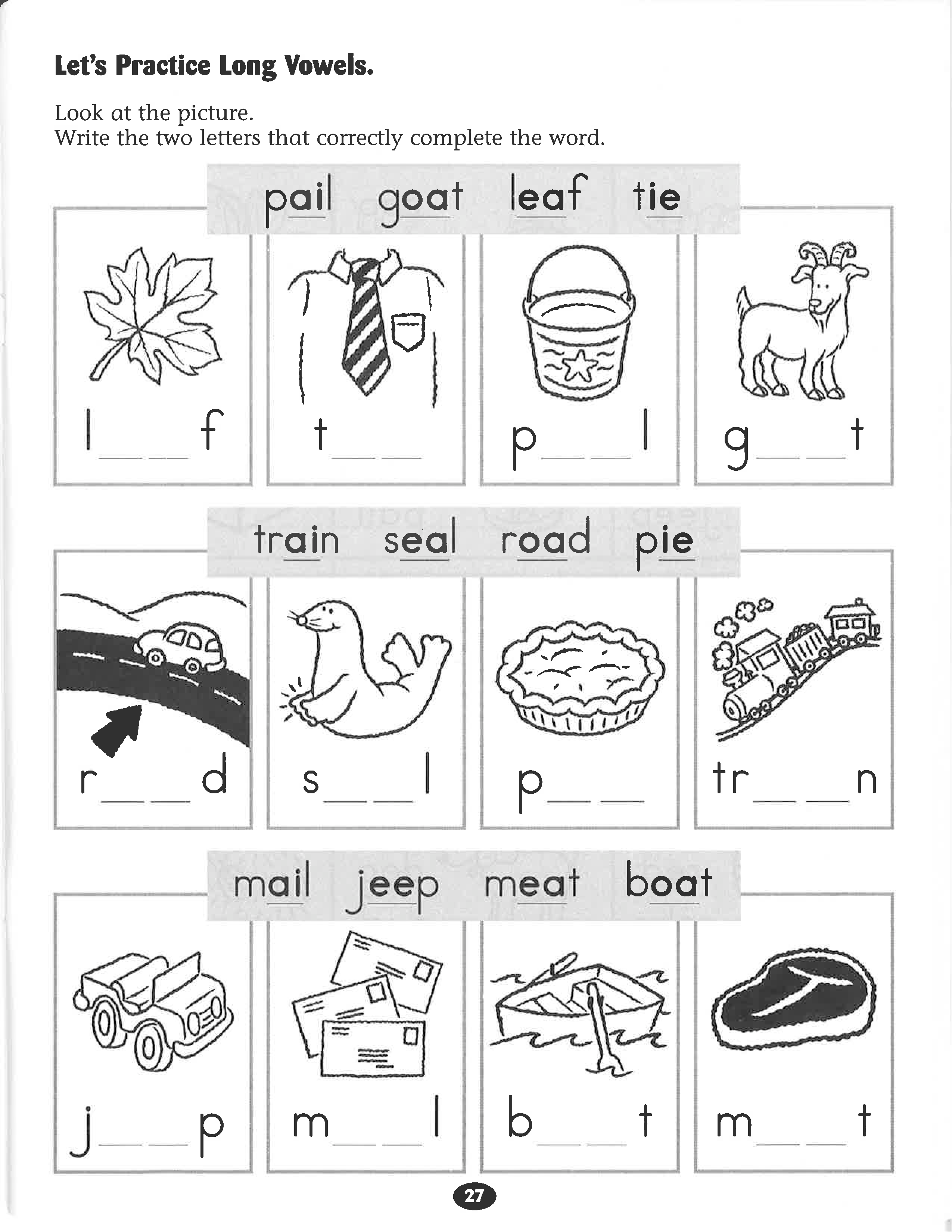 Use These Reading Worksheets For Summer Learning