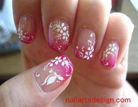 10 Latest Nail Art Designs you can't miss it # diy - DIY Nail Art Designs Ideas, Inspiration Latest Nail Art, Latest
