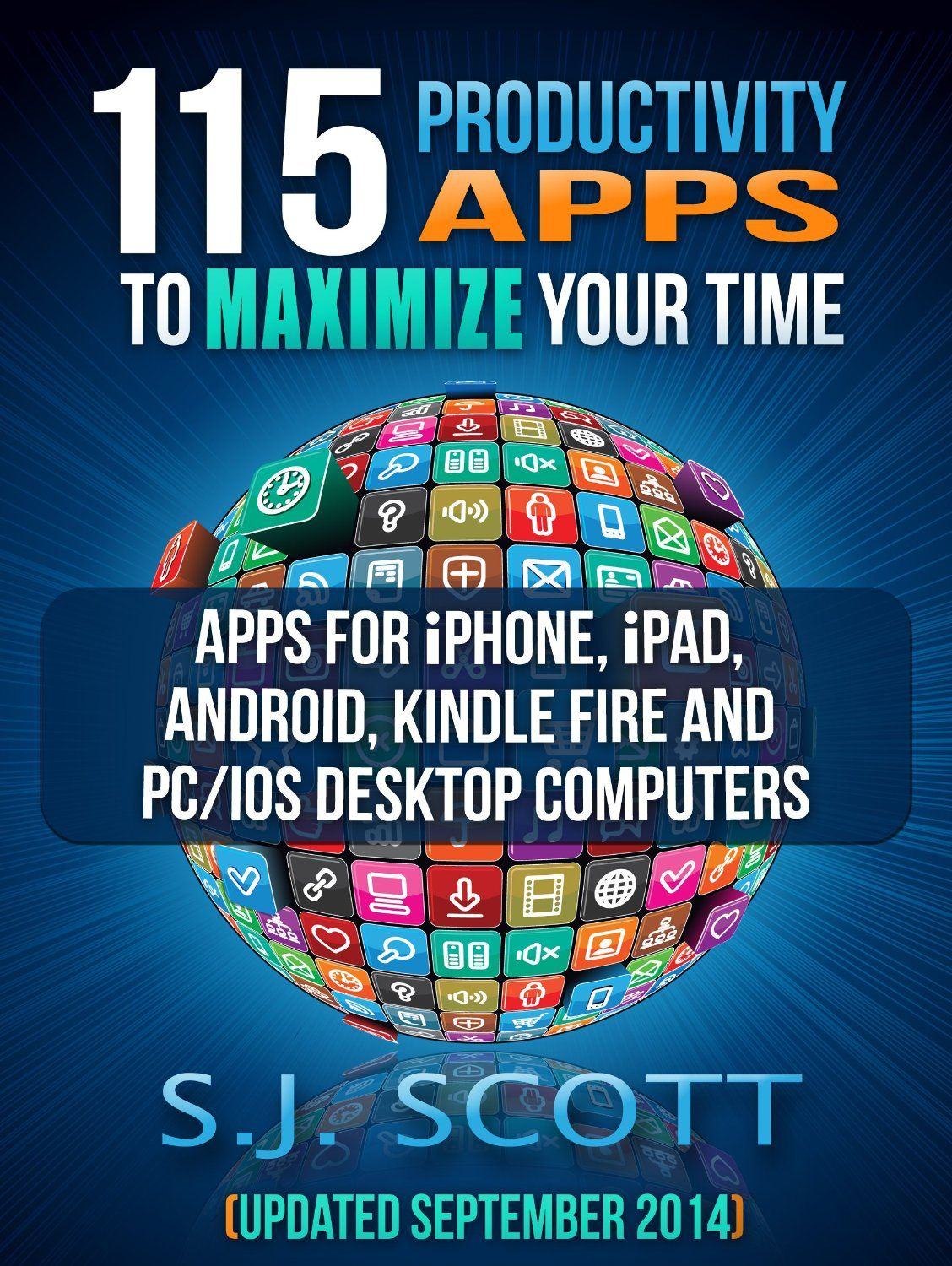 Productivity apps ebook. Get things done with some of the