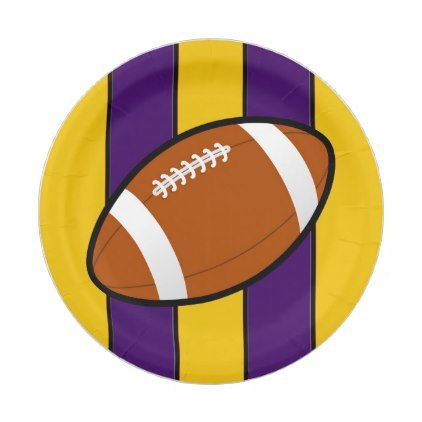 Football Baltimore Maryland Colors Paper Plate - diy cyo customize create your own personalize  sc 1 st  Pinterest & Football Baltimore Maryland Colors Paper Plate - diy cyo customize ...