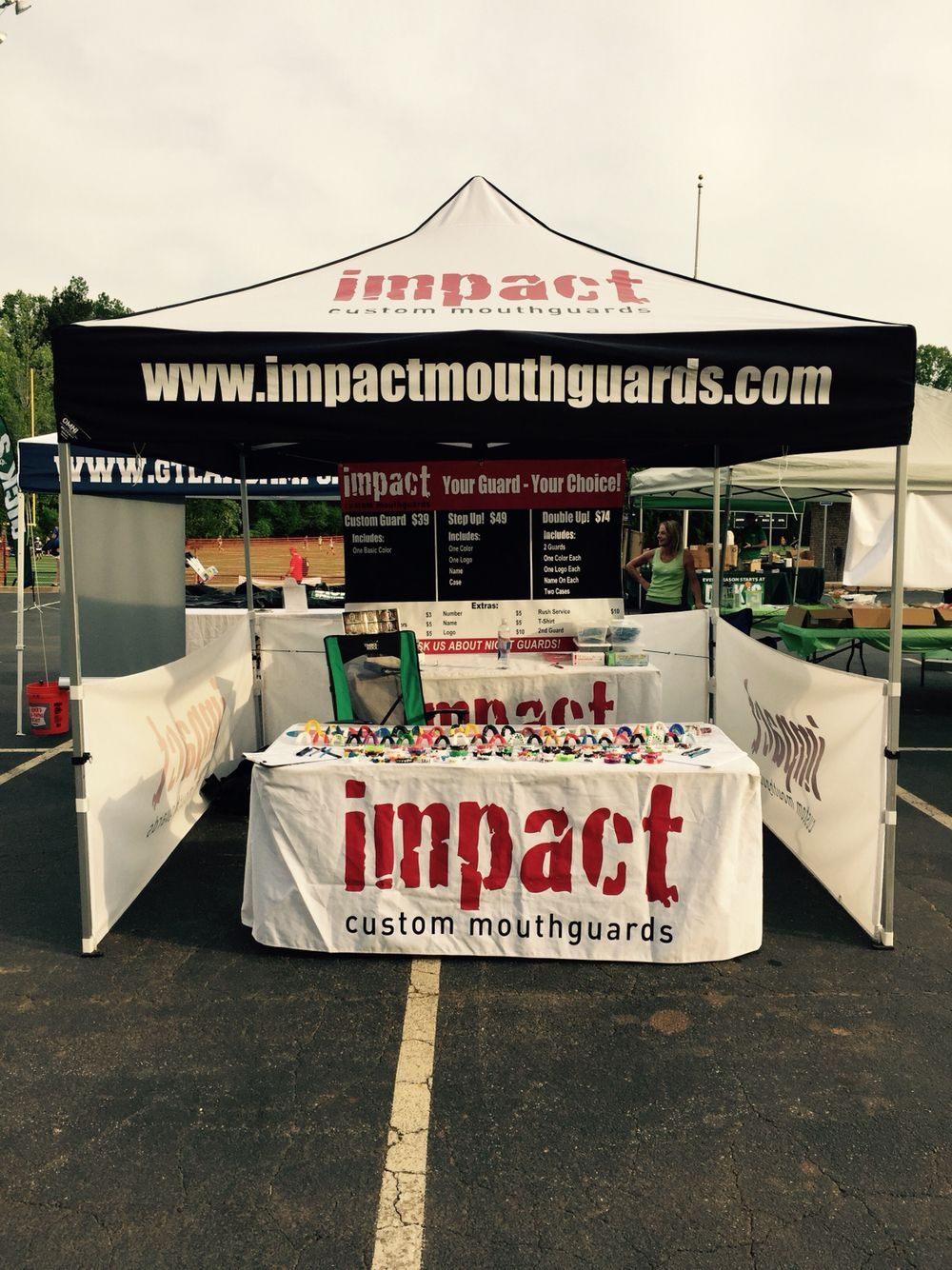 It's tournament season! Get your guard at an event near