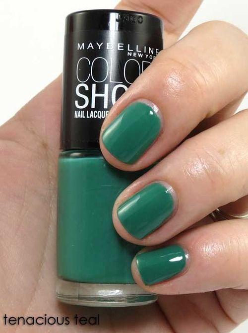 Me encanta este color para otoño-invierno! | Maquillaje y manicura ...