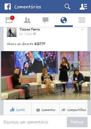 Tiziano en #QTTF