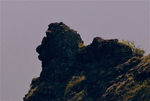 Crouching Lion On The Cliff At Kaaawa Hawaii By Brian Howell Via Flickr There Is A Crouching Lion Inn Named After It Hawaii Amazing Nature Image