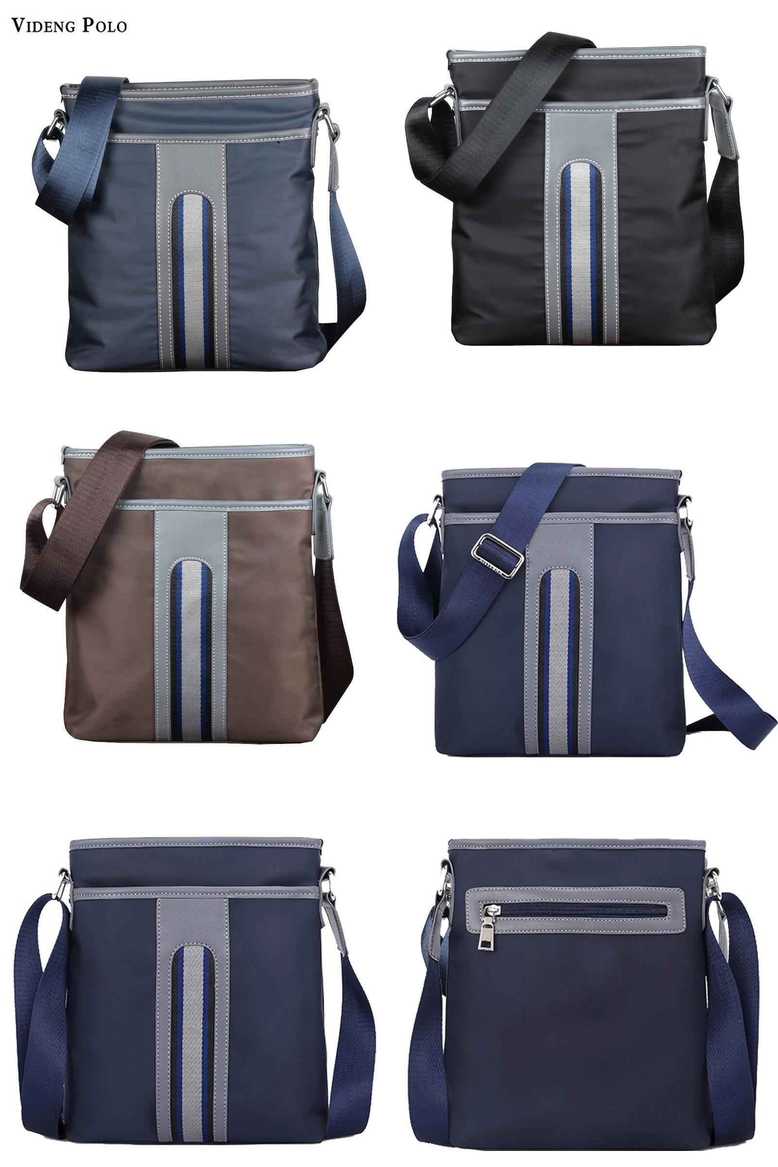 Visit To Buy Videng Polo New Brand Men Messenger Bags Casual Multifunction Small Travel Bags Waterproof Shoulder Military Cros Casual Bags Bags Crossbody Bag