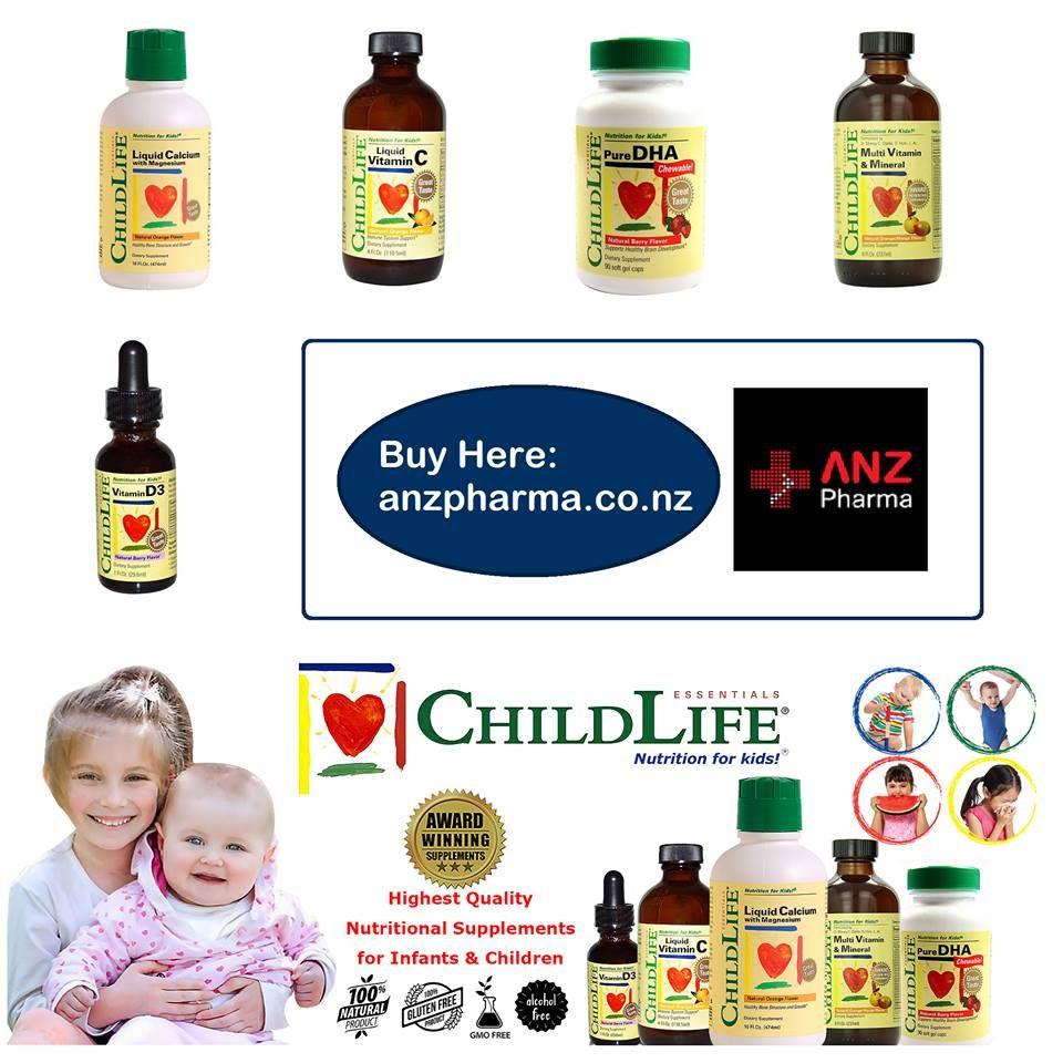 Buy ChildLife Essentials Vitamin D3, C, Calcium Magnesium