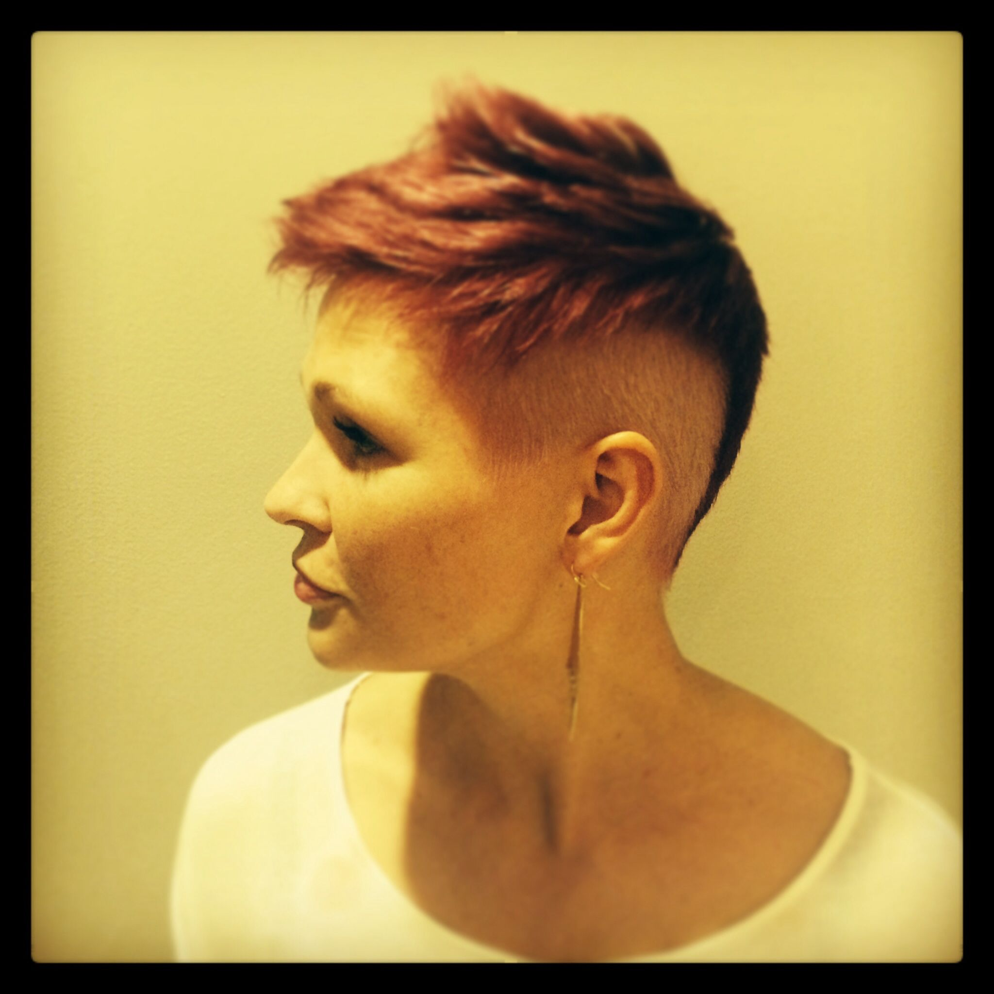 Cut/color by theresa przybyla