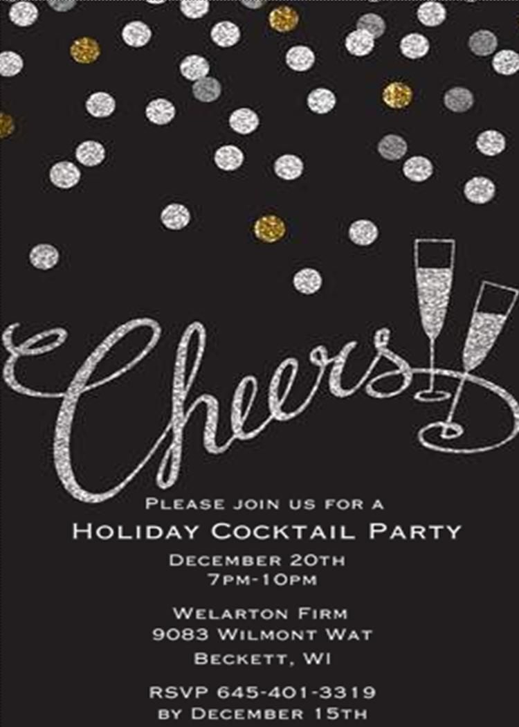 Image result for holiday celebration invitations | Possible ...