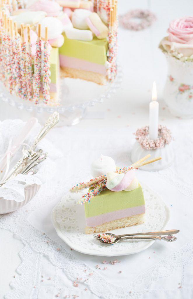 Mikado Perlipop Charlotte Rezept Pinterest Backrezepte Kuchen