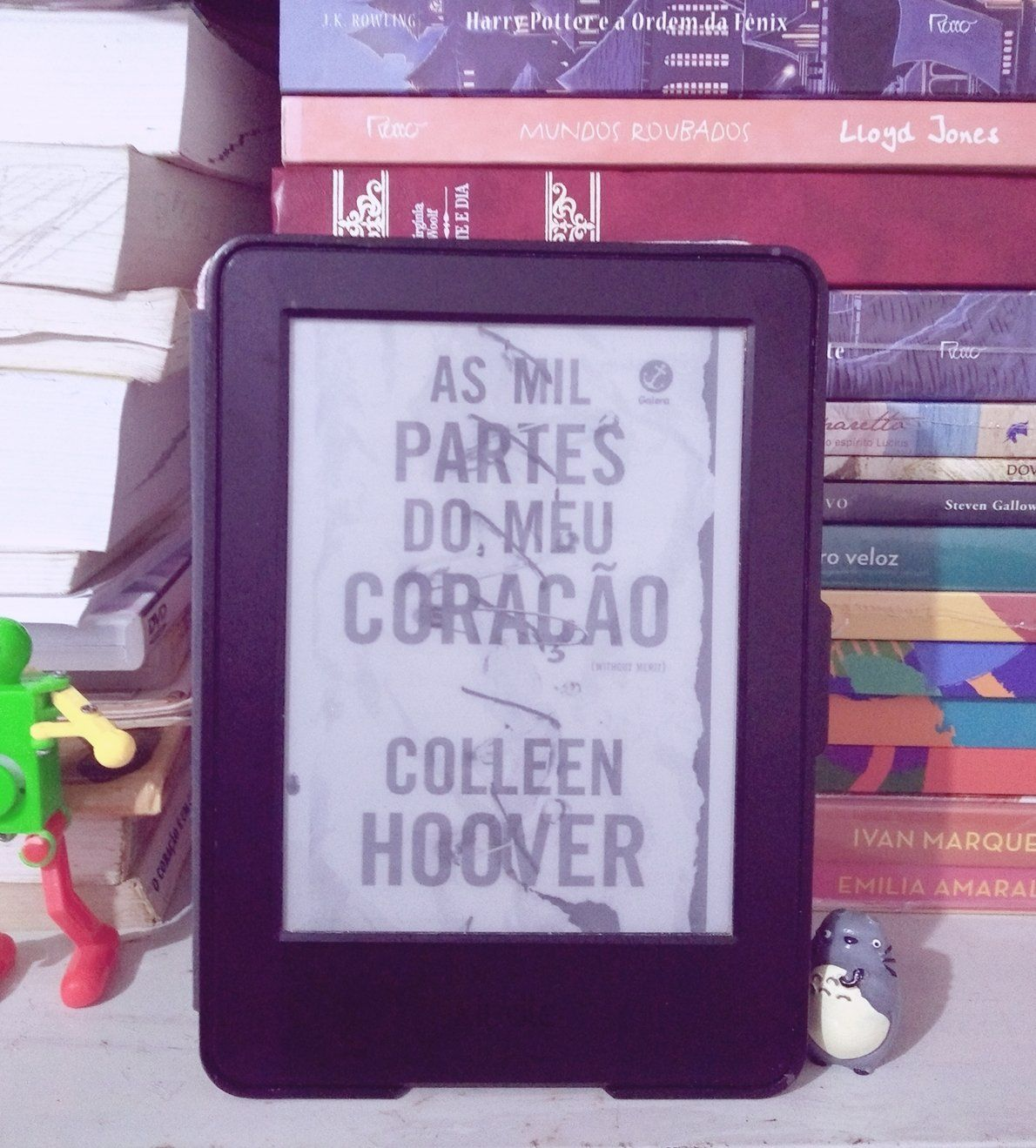 Resenha As Mil Partes Do Meu Coracao Without Merit Colleen