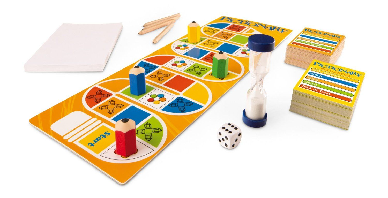 Pictionary Party Game Ideas Fun party games, Online