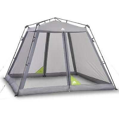 Instant Screen House C&ing Shelter Outdoor 10x10 Canopy House Tent Beach Popup · Ozark TrailC&ing ...  sc 1 st  Pinterest & Instant Screen House Camping Shelter Outdoor 10x10 Canopy House ...