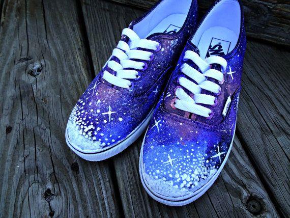 Vans Shoes Galaxy