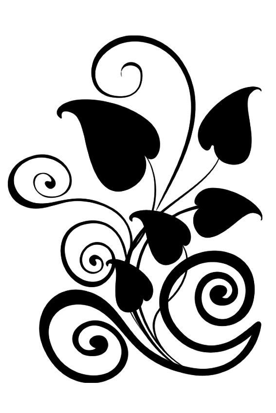 نتيجة بحث الصور عن رسومات ابيض واسود Folk Embroidery Art Recycled Crafts