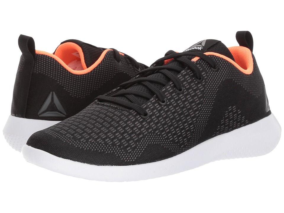 a080c20e5bd438 REEBOK REEBOK - ESOTERRA DMX LITE (COAL BLACK GUAVA PUNCH WHITE) WOMEN S  WALKING SHOES.  reebok  shoes