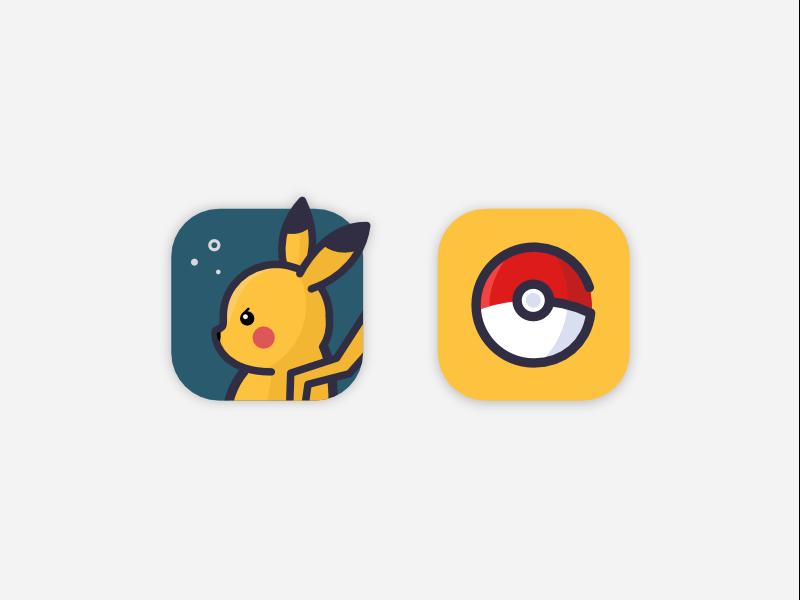 Pin em icon
