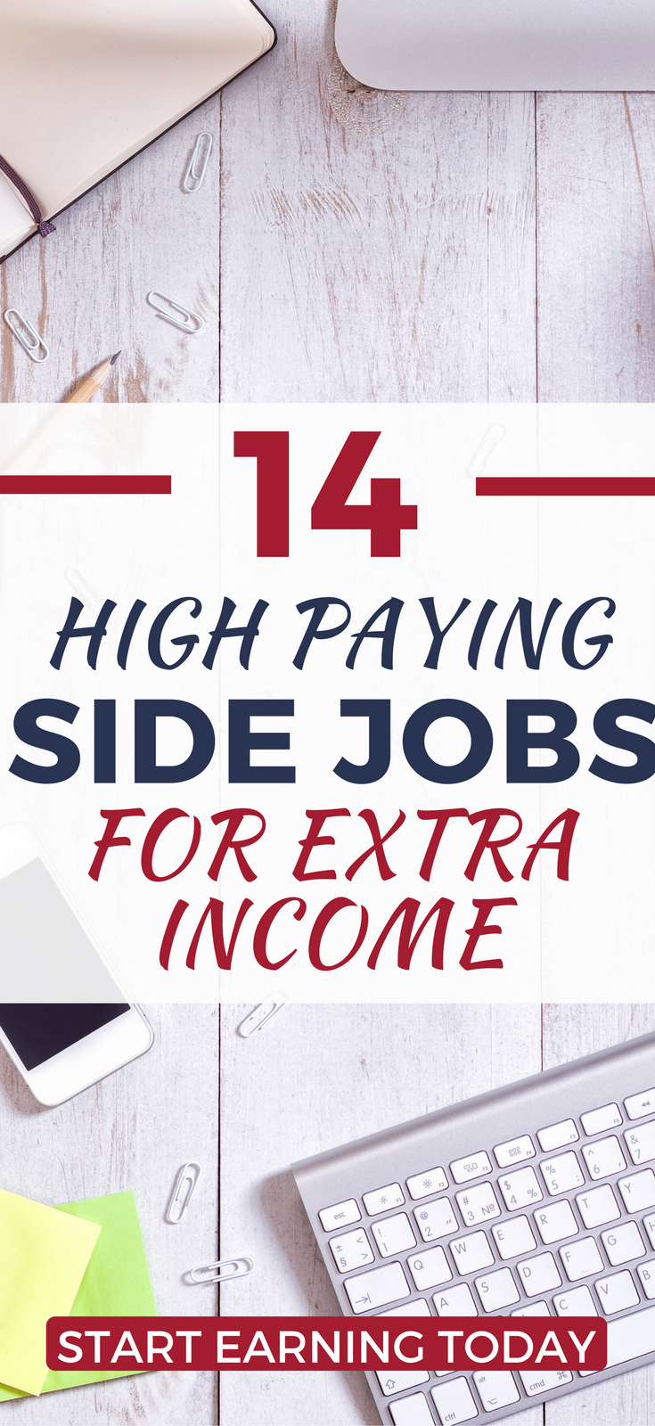 20 High-Paying Part-Time Weekend Jobs For Extra Income | Money fast ...