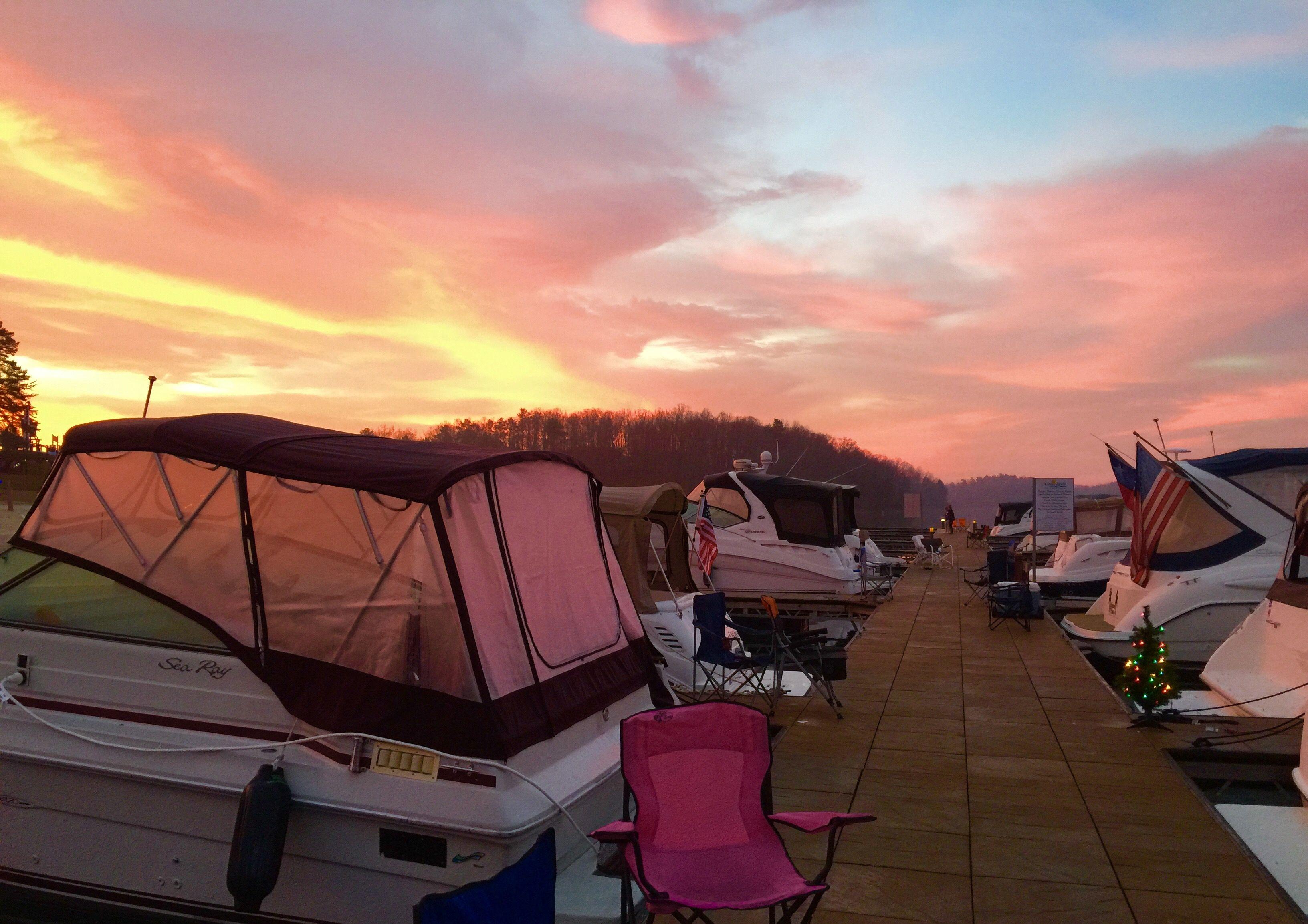 Sunset Cove Lake Lanier