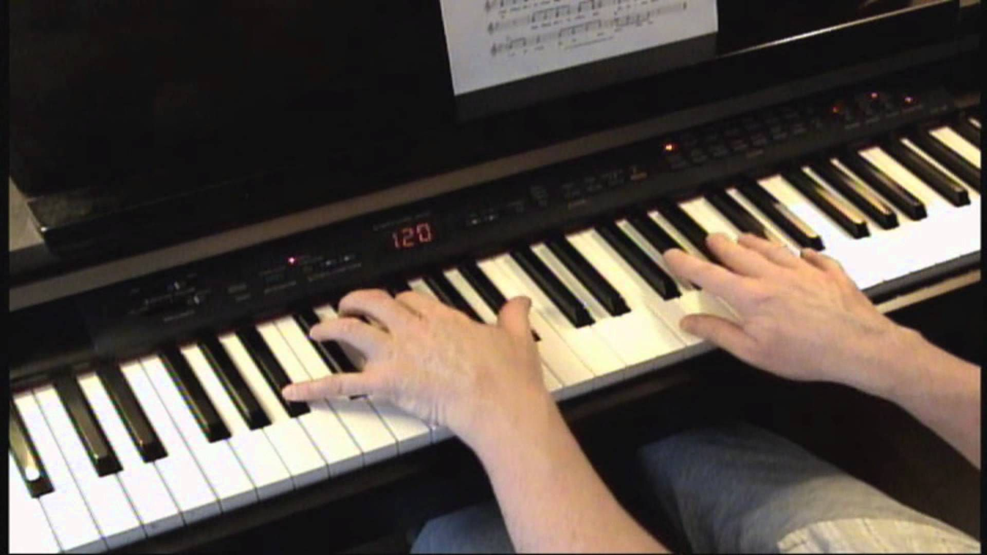 Born This Way - Lady Gaga - Piano