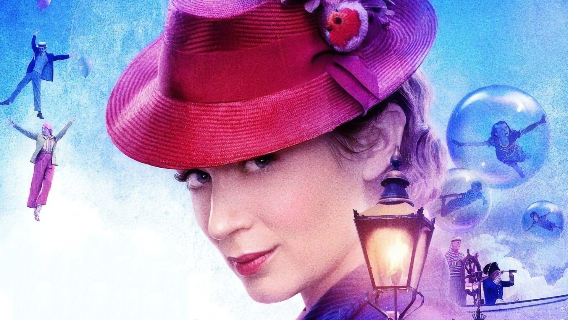 O Retorno De Mary Poppins 2018 Em 2019 Filmes