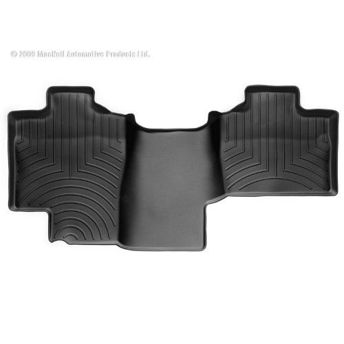 Weathertech 440053 Black Rear Floor Liner For 04 08 Ford F150 Super Cab Weather Tech Floor Liners Black Thunder