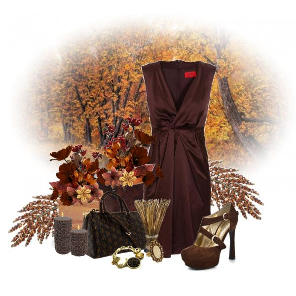 """""""The Feel Of Fall"""" by reneelyn on Polyvore"""