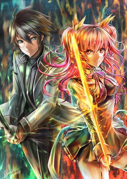 Rakudai Kishi No Cavalry : rakudai, kishi, cavalry, Resultado, Imagem, Rakudai, Kishi, Cavalry, Anime,, Personajes, Dibujos, Anime