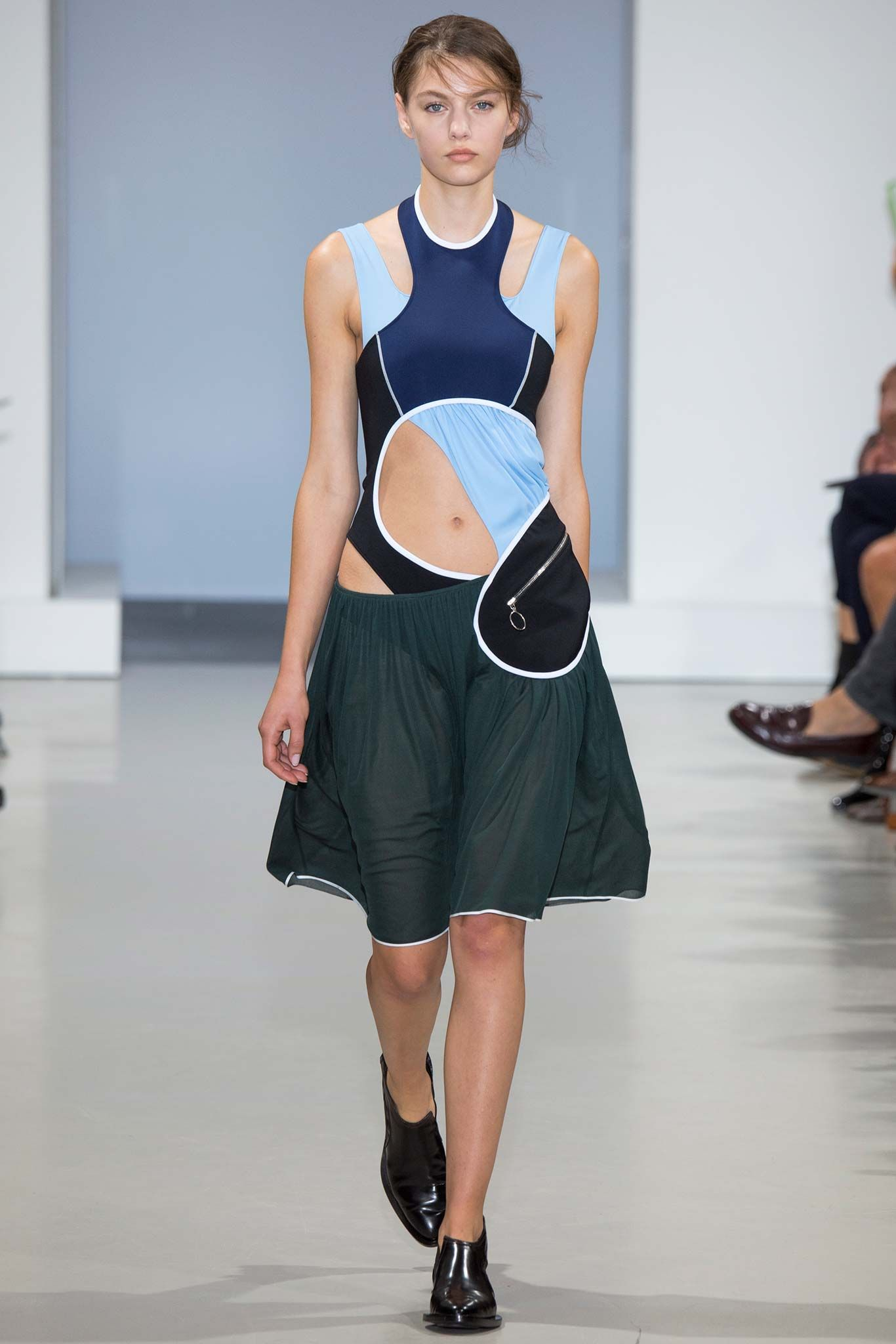 0b5bed8130 Paco Rabanne Spring 2015 Ready-to-Wear - Collection - Gallery - Look 1 -  Style.com