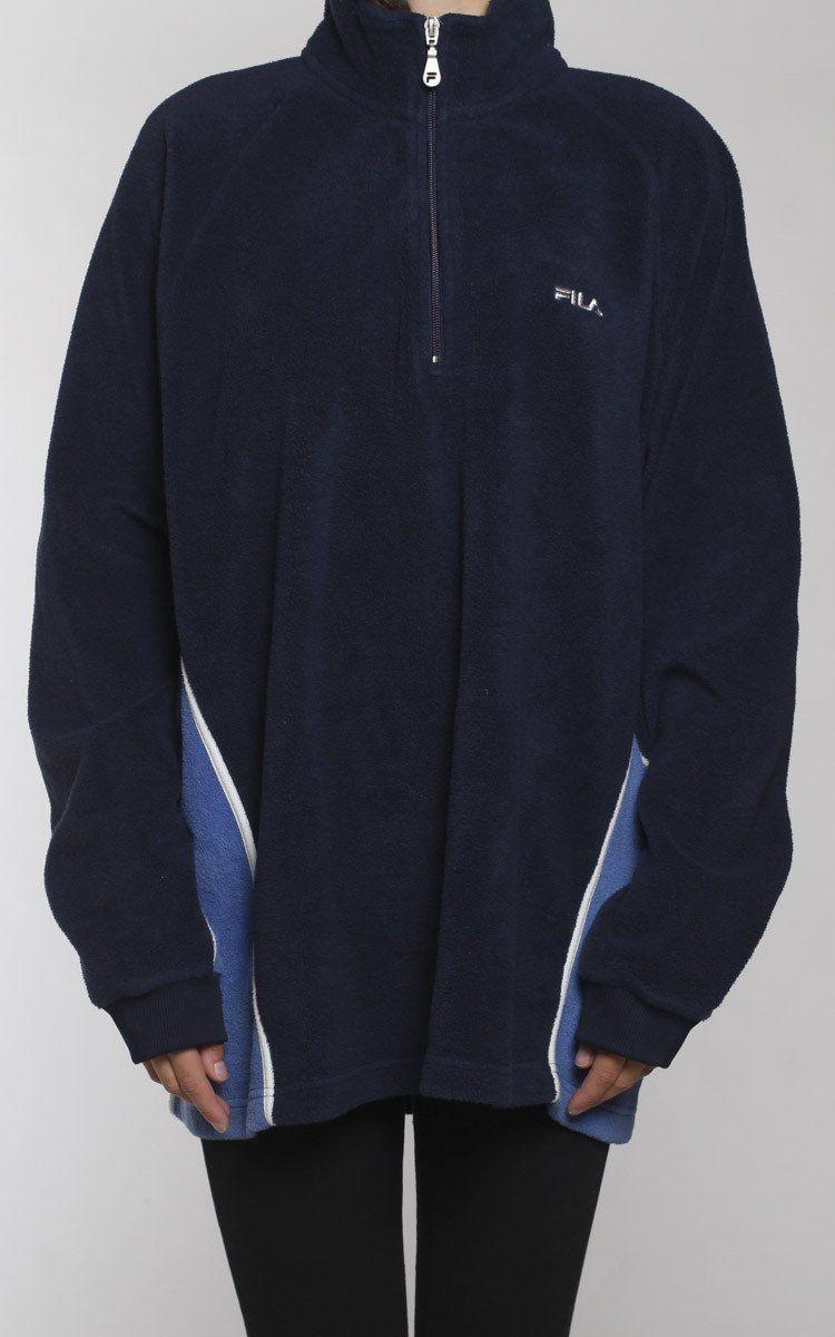 Vintage fila fleece vendor vendorunknowntype sweatersprice