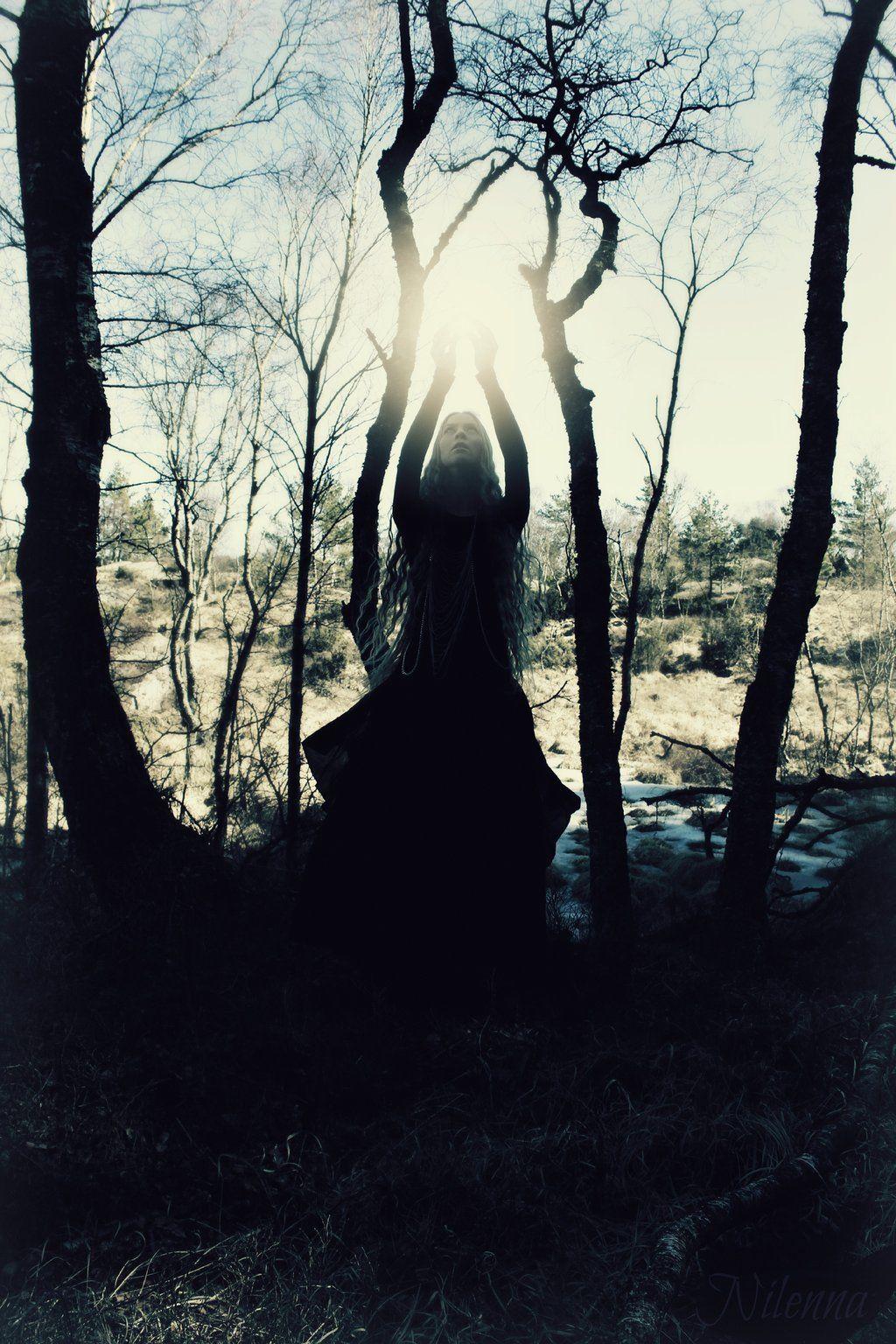 ~ Moon Goddess ~ by Nilenna.deviantart.com on @deviantART