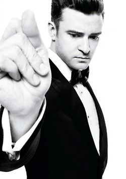 Justin Timberlake  I wish I could get serenaded every night.