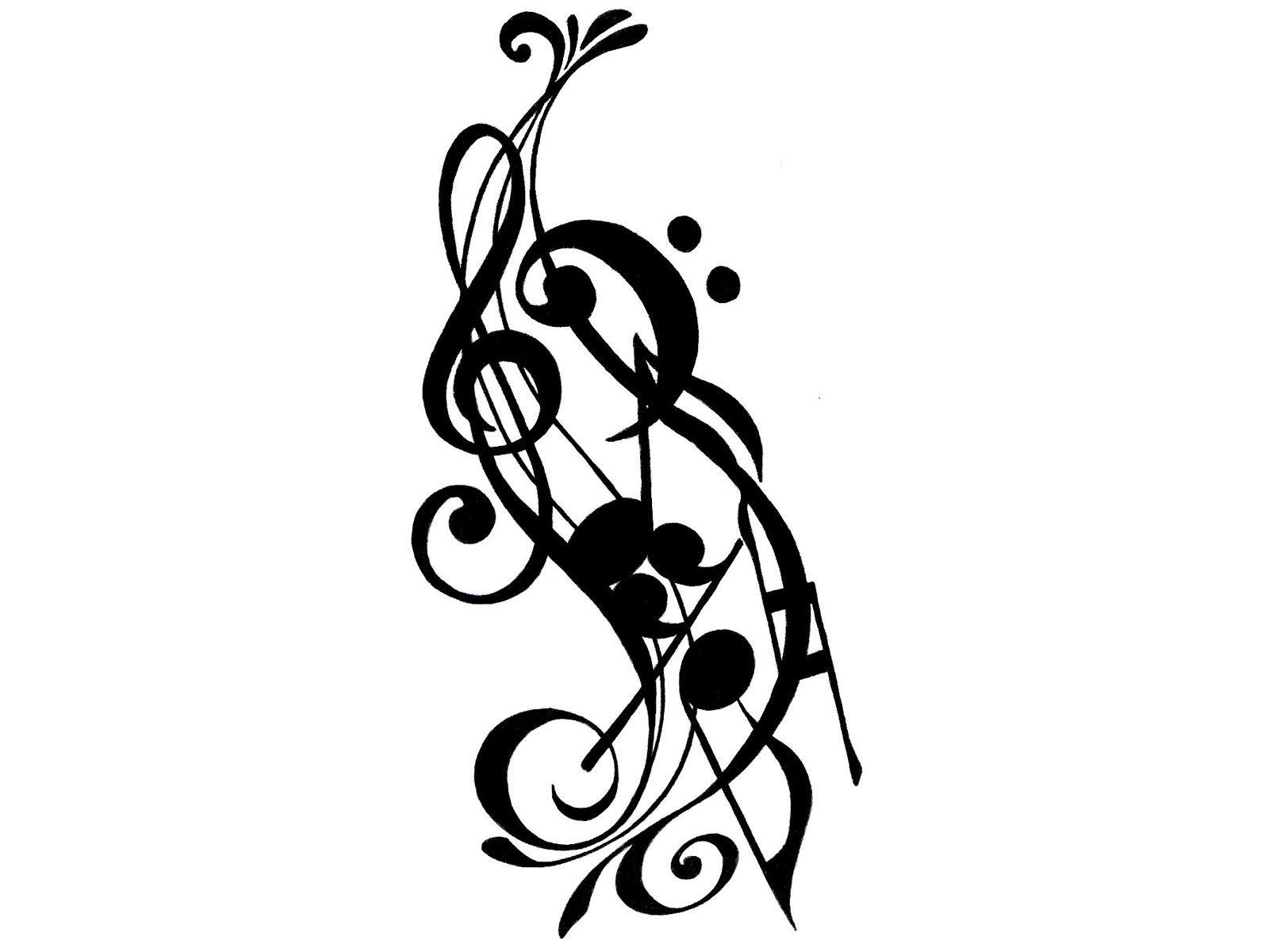Music Notes Tattoos Pics Music Notes Tattoos Tattoos