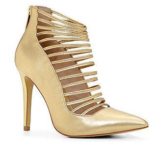 Womens Shoes ALDO Astevia Gold
