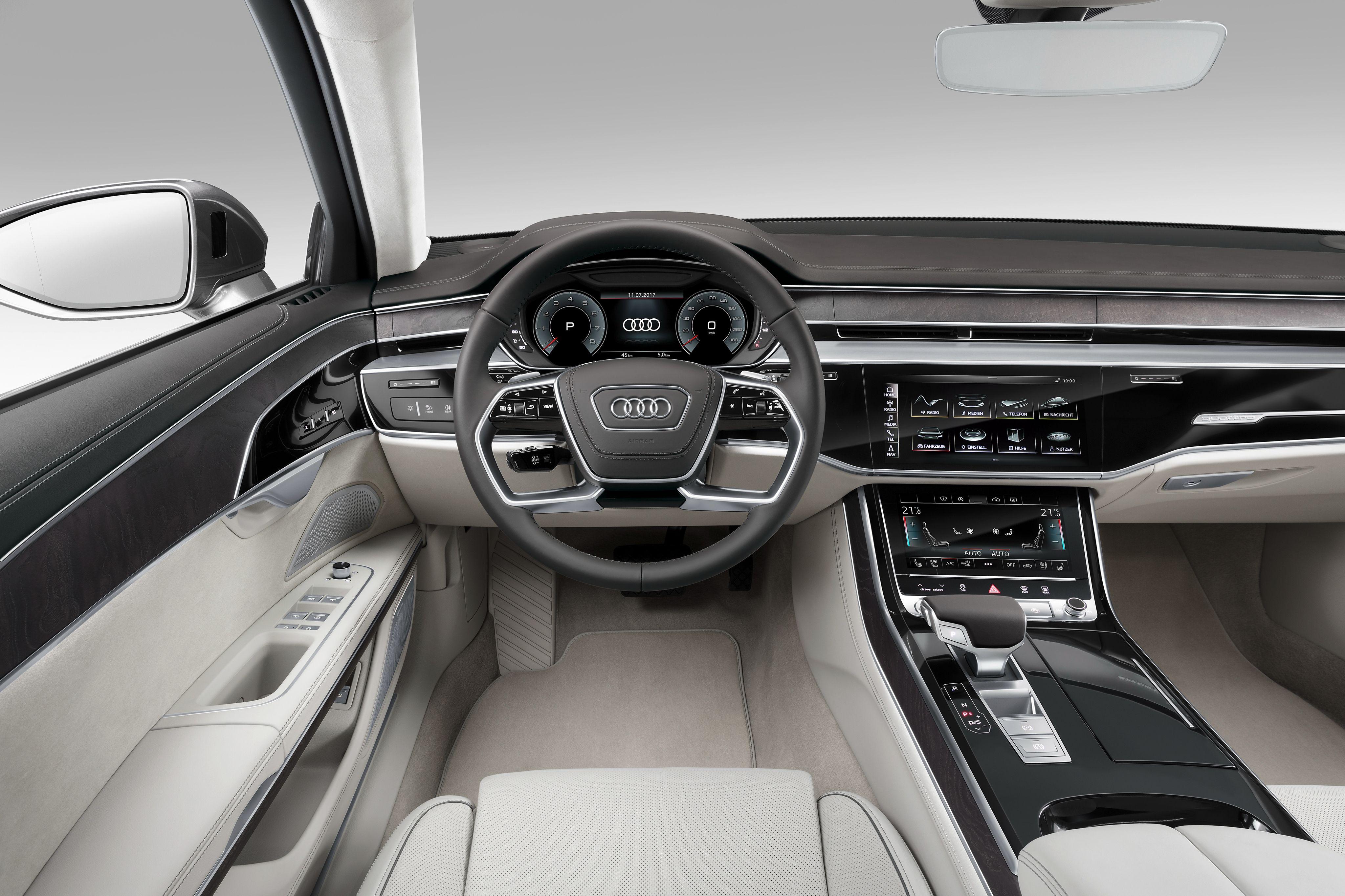 Audi A8 L 55 Tfsi Quattro Worldwide D5 2017 Pr Audi A8 Audi First Drive