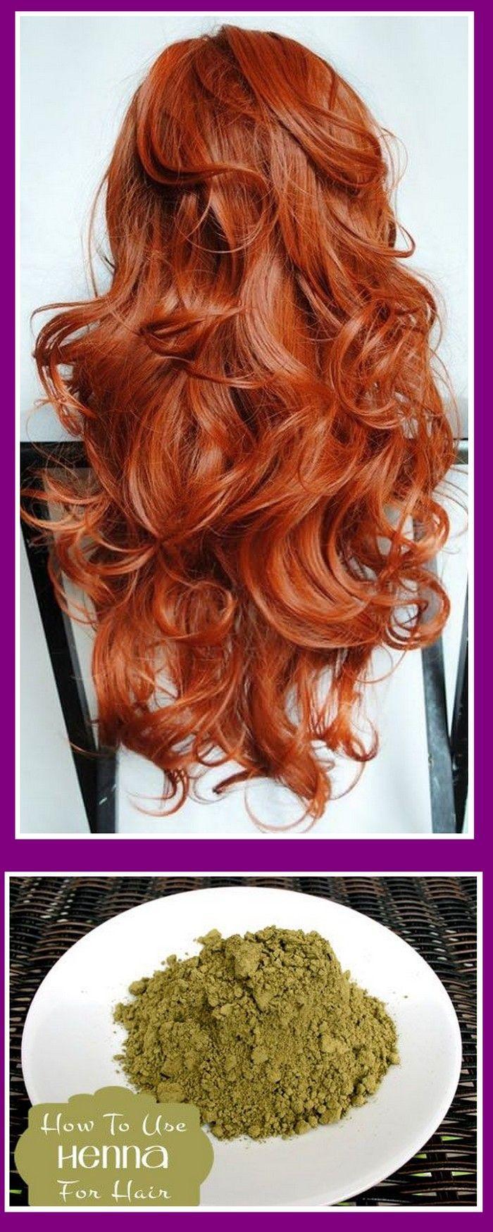 8e42d1869 How To Make Henna Hair Dye At Home … | hair in 2019…