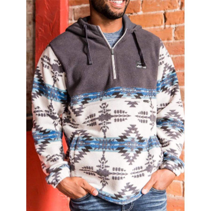 Mens Vintage Printed Casual Pullover In 2021 Casual Pullover Men S Retro Style Retro Fashion [ 900 x 900 Pixel ]
