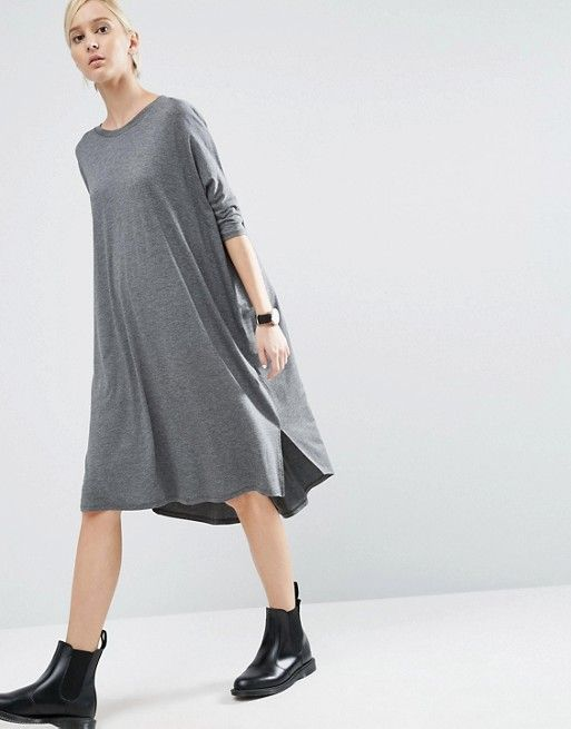Pinterest Oversized Dress