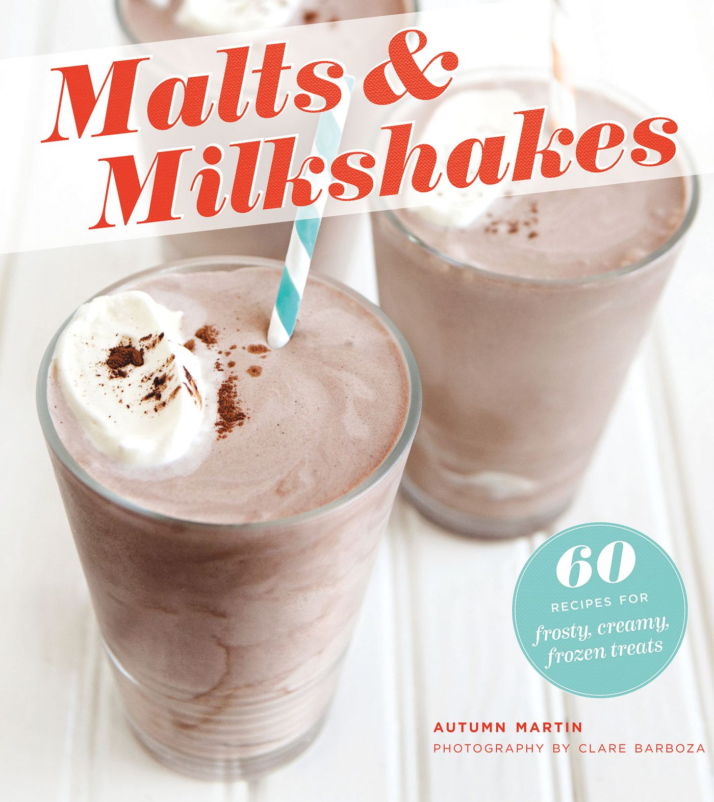 This sweet collection of 60 recipes puts a new spin on an old-fashioned treat with comforting dessert drinks from times new and old!