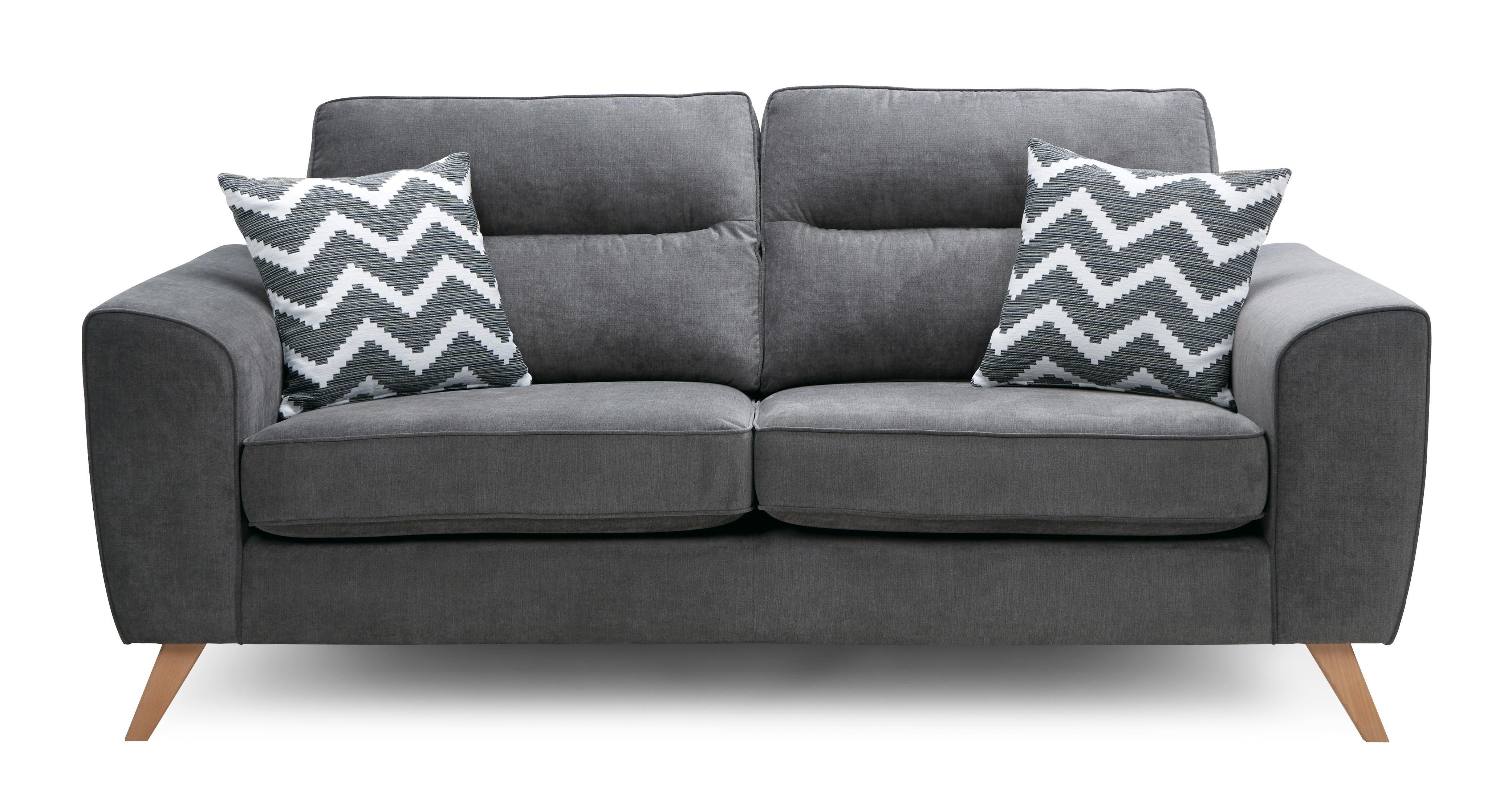 Pin by Sarah Evans on new house buy Fabric sofa, Corner