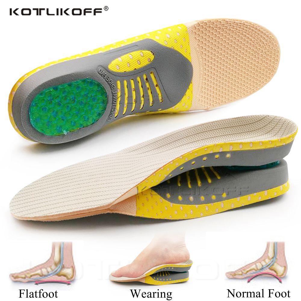 Orthopedic Insoles Orthotics Flat Foot