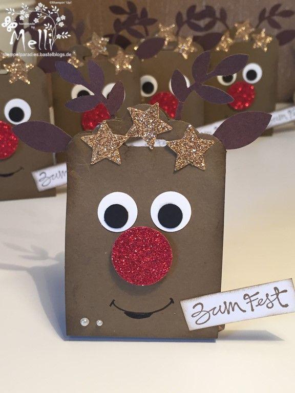 Rudolf Das Kleine Rentier Basteln Weihnachten