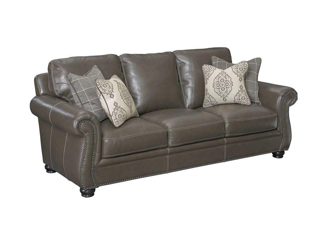 Simon Li Charleston Leather Sofa Reviews Wayfair With Images