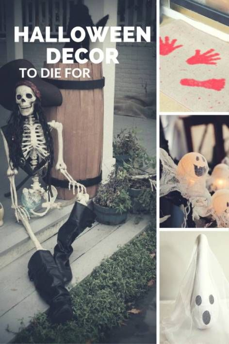 7 Tips to Create Halloween Decor to Die For Extraordinary - create halloween decorations