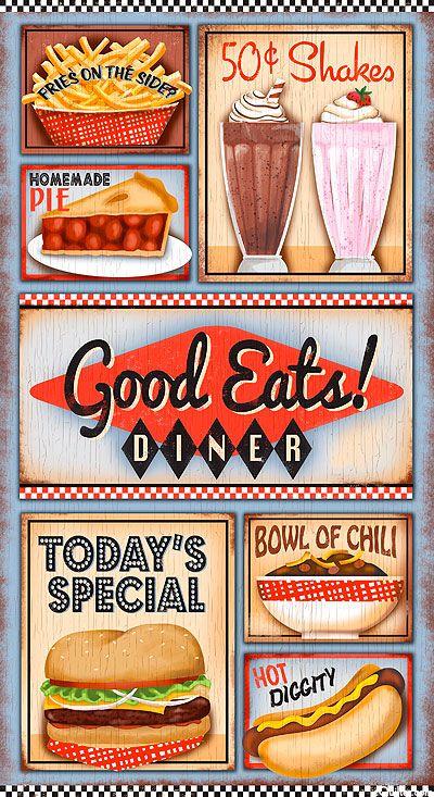 Good Eats Diner