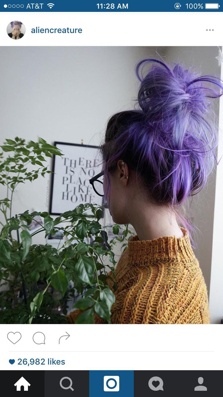 Pin By Palv04 On Hair Hair Styles Grunge Hair Dyed Hair