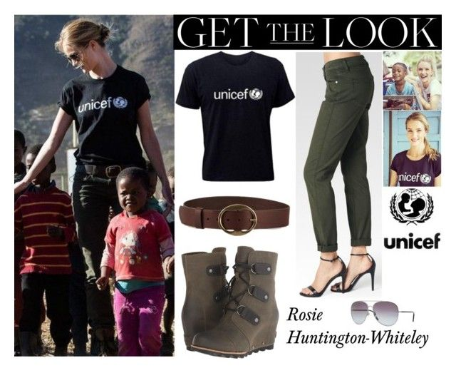 Rosie Huntington-Whiteley Lesotho, South Africa With Unicef July.19.2016 #2